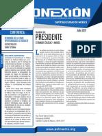 Boletín Conexión Julio 2017.pdf
