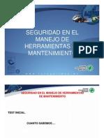 GCE034 2007 Material Herramientas de Mantenimiento