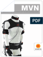 MVN Mounting Straps Quick Setup Sheet