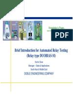 33.DUOBIAS-M Relay Testing.pdf