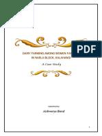 Aishwarya_ Dairy Farming