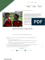 Evaluación Del Nivel de Dominio en Lenguas Originarias _ Minedu