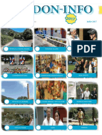 Le pdf de juillet de l'association Verdon info