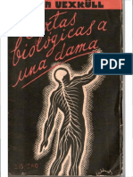 Uexkull Cartas Biologicas a Una Dama Proc