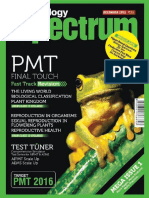 Spectrum Biology Dec 2015
