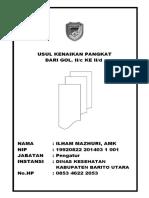 COVER USUL KENAIKAN PANGKAT.doc