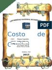 Costo de Capital Monografia