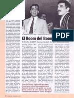 El Boom del Boom, Ricardo Gonzáles Vigil