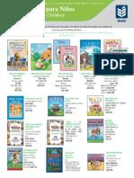 Catalogo Unilit Niños 2017