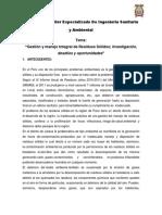 Programa II Seminario Taller - Ingenieria Sanitaria y Ambiental (1)