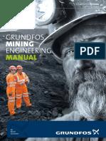 Aplicaciones de Bombas Grundfos - Mineria
