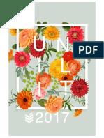 Catálogo de novedades  2017