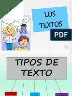 Los Textos ppt