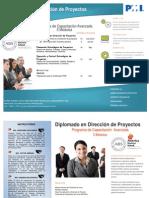 Propuesta Diplomado Dirección de Proyectos El Salvador
