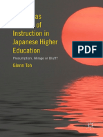 English as a Medium of Instruction in Japanese HE