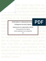 Evangelio y Realidad Social Version 2014