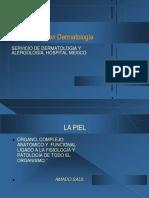 Generalidades Dermatologia