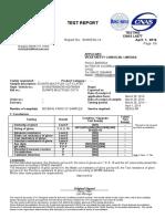 Certificación Guante Multiflexcut5