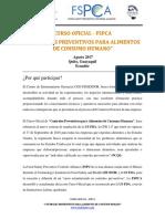 Ceg-fedexpor - Curso Oficial Fspca