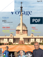 Voyage Magazine August 2017