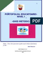 Portofoliu Educatoare Nivel i 2014-2015 (9)