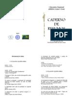 Abrem Regional Centro-Oeste - Caderno de Resumos
