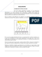Manual de Osciloscopio