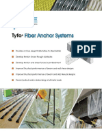 Tyfo Fibrwrap Anchor Systems Brochure
