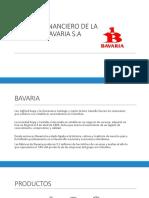 Análisis Financiero de La Empresa Bavaria