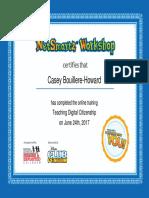 netsmartz-workshop-certificate casey bouillere-howard