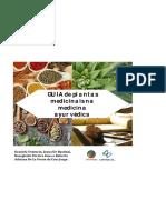 Guia de Plantas Medicinais Na Medicina Ayurvedica