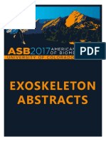 ASB2017 Exoskeleton Abstracts