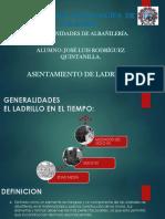 Diapositivas de Ladrillos