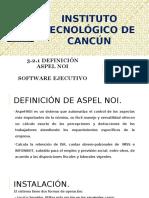 3.2.1 Definicion Aspel Noi