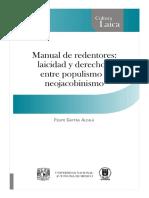 GAYTAN Alcala, Felipe - Manual de Redentores_01 Preliminares