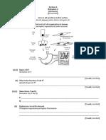 Bio May Exam 2014 - Paper 2