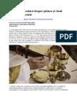 Scrisoare Circulară Despre Pâinea Și Vinul Pentru Euharistie