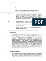 Informe Ssangyong-mayor Santillan