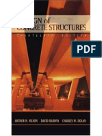 RCC Design of Concrete Structures Nilson #S#
