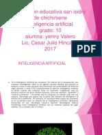 Inteligencia Artificial (1)