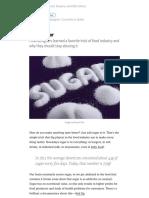 Visual Sugar – Uxdes