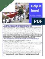 Homeless Services Monroe