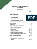 Elaboración y Presentación de Estados Financieros