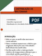 10a Conferencia Lei de Distribuio de Boltzmann