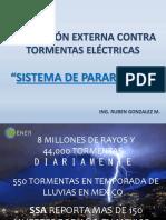Conferencia Amuvie Proteccción Rayos y Descargas Atmosfericas