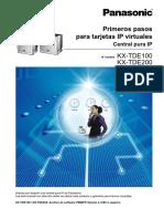 KX-TDE100 - KX-TDE200-