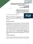 SEGUNDA SALA DE DERECHO CONSTITUCIONAL Y SOCIAL TRANSITORIA CORTE SUPREMA DE JUSTICIA DE LA REPÚBLICA
