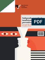 Estudio indepedencia judicial insuficiente, prision preventiva deformada.pdf