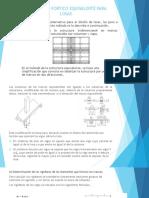 Metodo Del Portico Equivalente Para Losas