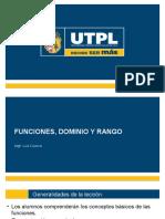 302198667 Funciones Dominio y Rango